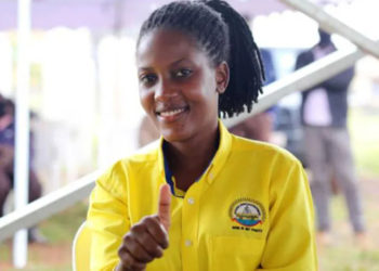 NRM's Phiona Nyamutoro (PHOTO/Courtesy).