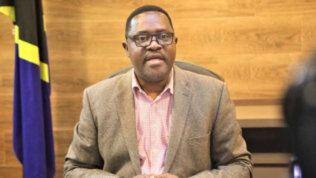 Aboubakar Kunenge, the Dar es Salaam regional commissioner (PHOTO/Courtesy).