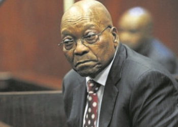 Former South African President Jacob Zuma (PHOTO/File).