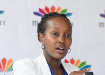 Ms. Joan Kizza Semanda the PR and Communications Manager, at MultiChoice Uganda (PHOTO/Courtesy).
