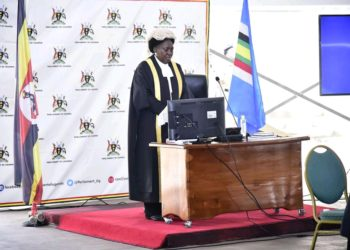Speaker of Parliament Rebecca Kadaga (PHOTO/Courtesy).