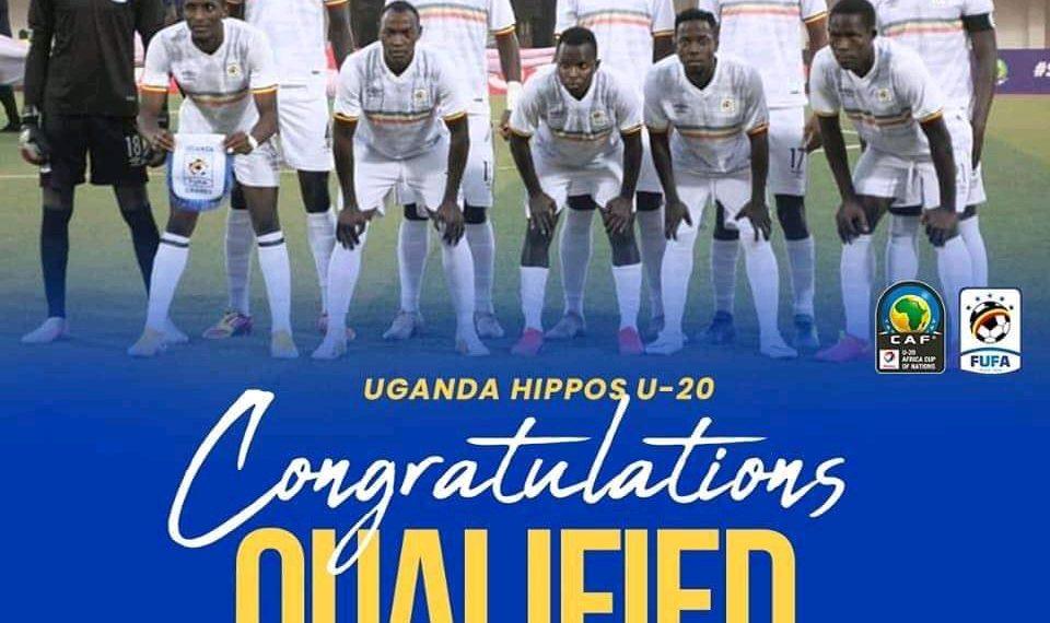 Uganda Cranes under 20 (PHOTO/Courtesy).