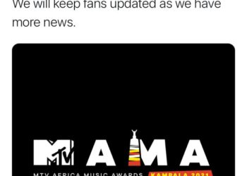 MTV cancels Kampala Mama awards over  alleged abuses by Ugandan authorities (PHOTO/Courtesy).
