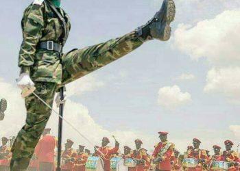Capt Caroline Busingye died in a chopper clash (PHOTO/Courtesy).