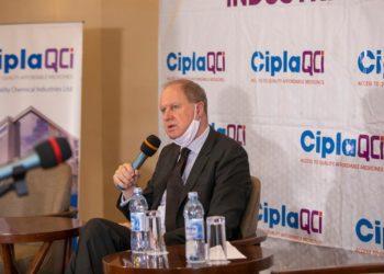 Nevin Bradford, CiplaQCL CEO (PHOTO/Courtesy).