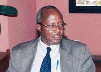 Mr. Ruzindana, a former Inspector General of Government, is a senior citizen (PHOTO/Courtesy).