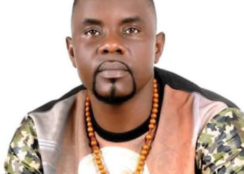 Singer Mathias Walukagga (PHOTO/File).