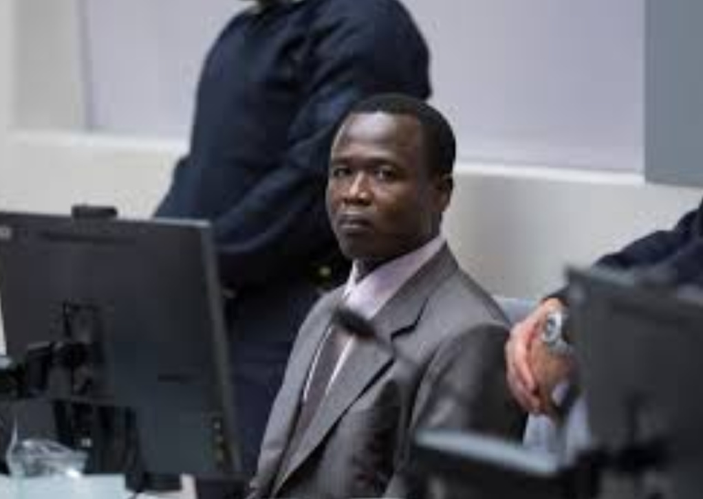 Dominic Ongwen appearing before International Criminal Court (PHOTO/Courtesy).