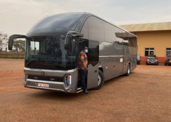 Kayoola Coach, one of the Kiira Motor products (PHOTO/Courtesy).