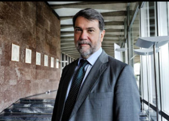 Dr Pedro Alonso, Director of the WHO Global Malaria Programme (PHOTO/Courtesy).