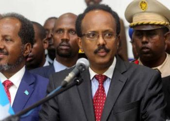 Somalian President Mohamed Abdullahi Farmaajo (PHOTO/Courtesy).
