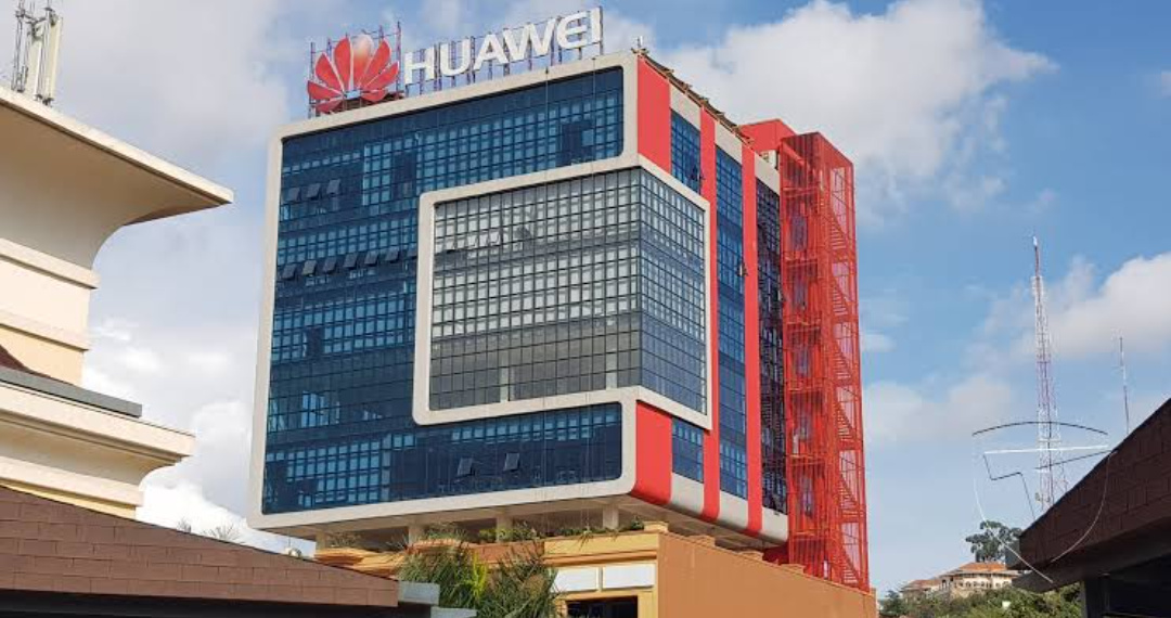 Huawei head offices in Kampala Uganda  (PHOTO/File).