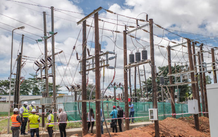 The new Gulu upgraded substation  (PHOTO/Courtesy)