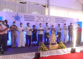 Stakeholders at the launch of EAMA 2020 (PHOTO/Courtesy).