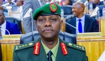 The Inspector-General of the Rwanda Defence Force (RDF), Lieutenant General Jacques Musemakweli died Thursday night (PHOTO/Courtesy).