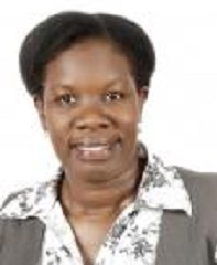 Dr. Patricia Achan Okiria is a  Commissioner at UHRC (PHOTO/Courtesy).