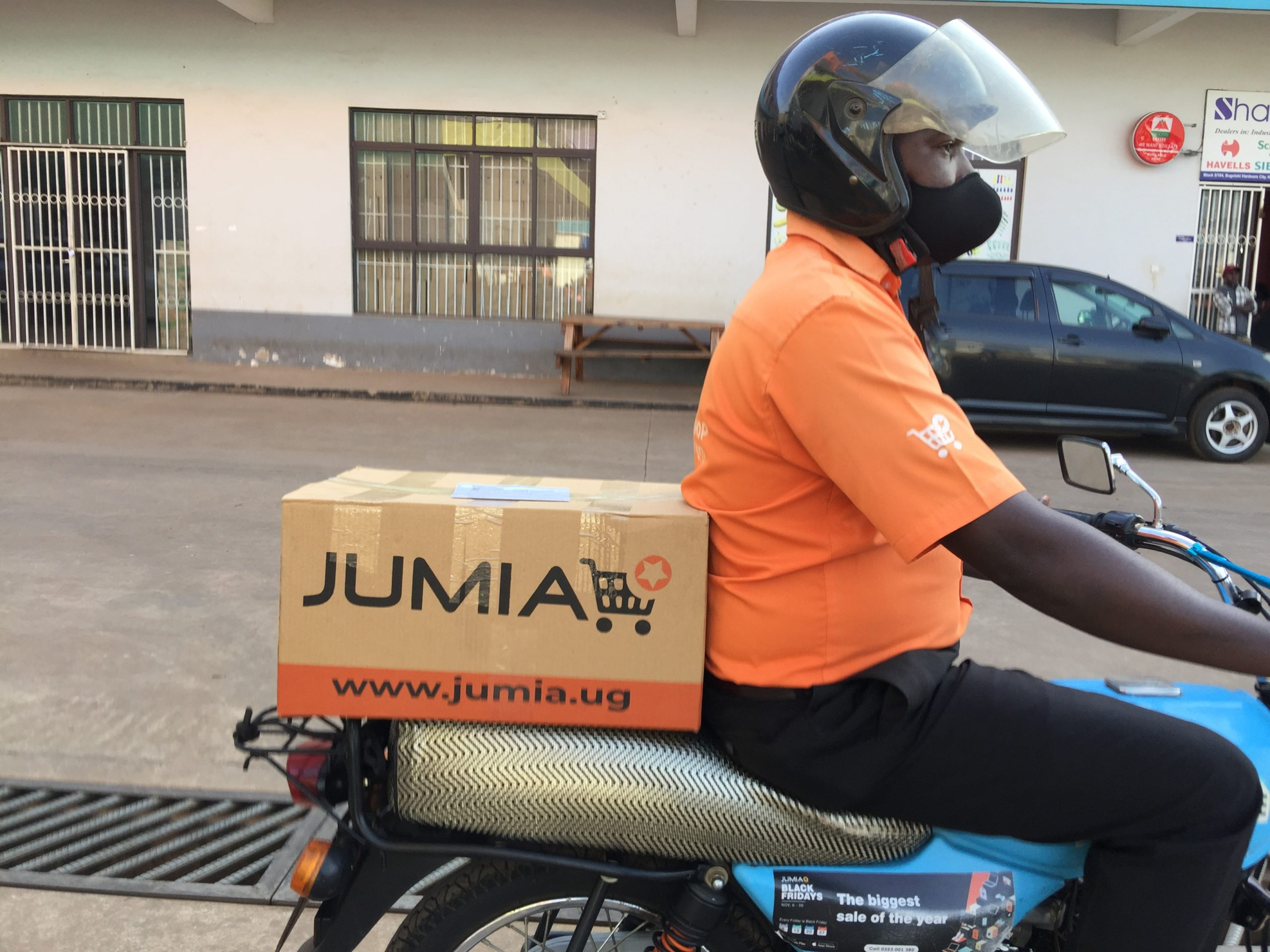 Jumia Uganda is also present upcountry through hundreds of pick up stations including Bata stores in Mbarara, Fort Portal, Lira and more where consumers can pick orders they place on Jumia (PHOTO/File).