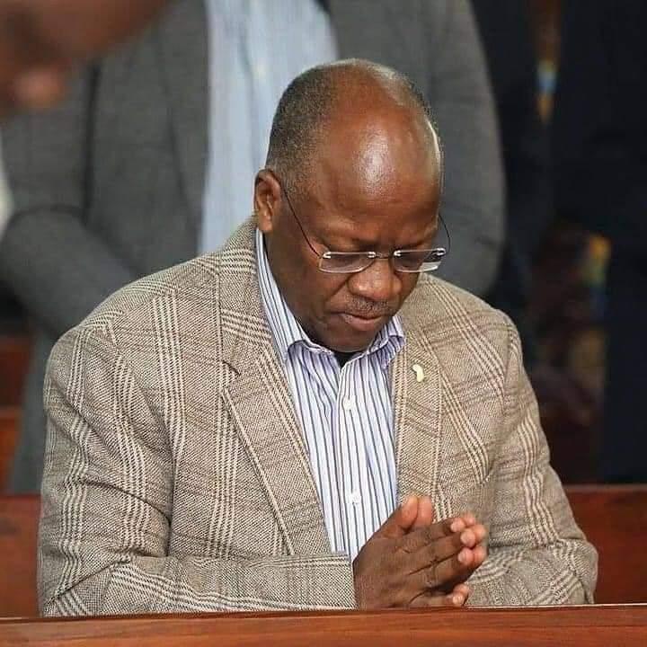 President John Pombe Magufuli died last week (PHOTO/File).