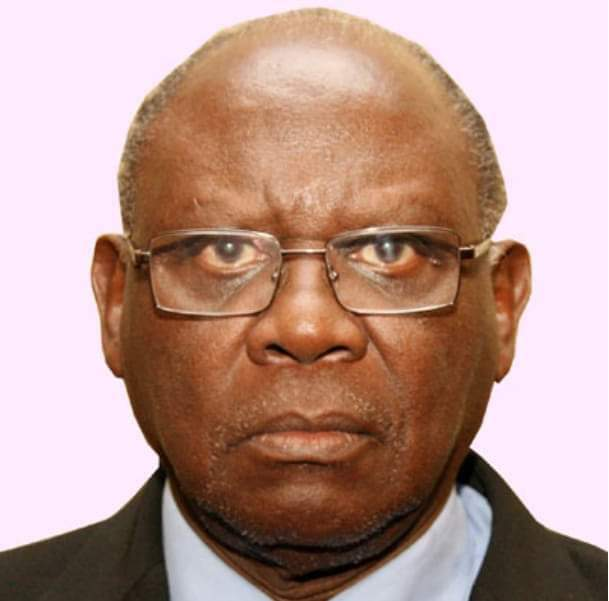 Former DP Chairman Prof Joseph Mukiibi has died (PHOTO/File)