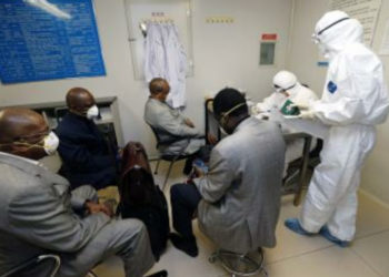 Ebola is a highly contagious hemorrhagic fever (PHOTO/Courtesy).