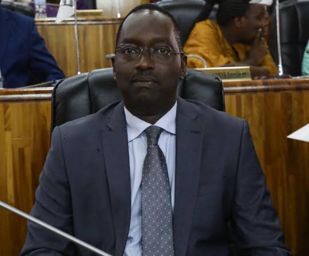 Rwanda's Health Minister Daniel Ngamije (PHOTO/File).