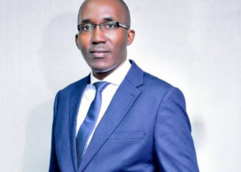 Michael Jjingo, General Manager Commercial Banking at Centenary Bank (PHOTO/Courtesy).