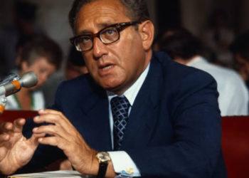 Henry Kissinger,