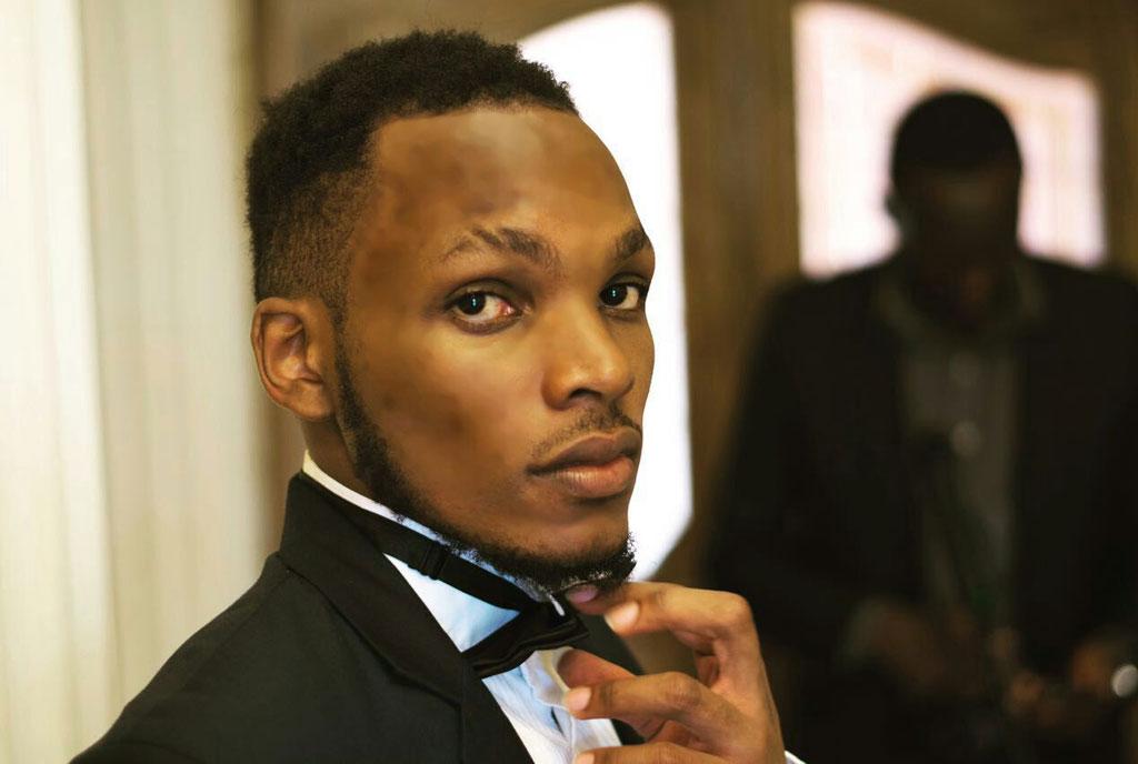 Singer George Kwesiga alias Quex, famed for his songKachumbali