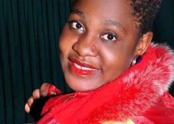 Presidential advisor on youth and artists affairs Jennifer Nakangubi alias Full figure