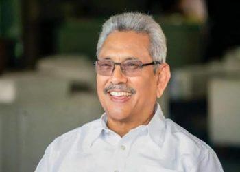 Sri Lanka President Gotabaya Rajapaksa (PHOTO/IANS)