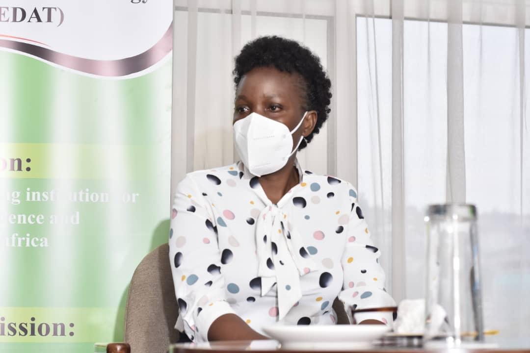 Hon. Judith Nalule Nabakooba, Minister of Information and Communications Technology (PHOTO/Courtesy).