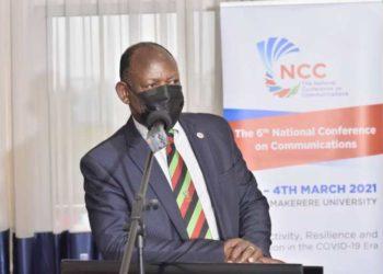 Prof. Barnabas Nawangwe, Vice-Chancellor of Makerere University (PHOTO/Courtesy).
