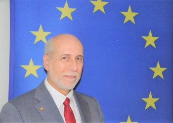 The EU Ambassador to Uganda, H.E. Attilio Pacifici. (PHOTO/Internet)