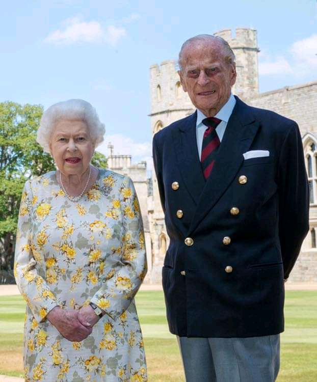 Queen Elizabeth II and Late husband Prince Philip (PHOTO/Courtesy).