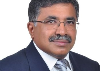 Raghunath Mandava, CEO of Airtel Africa (PHOTO/Courtesy)