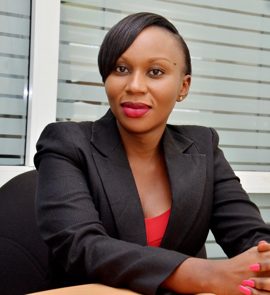 Ms. Claire Mugabi, the Marketing Manager, Uganda Tourism Board (PHOTO/Courtesy).