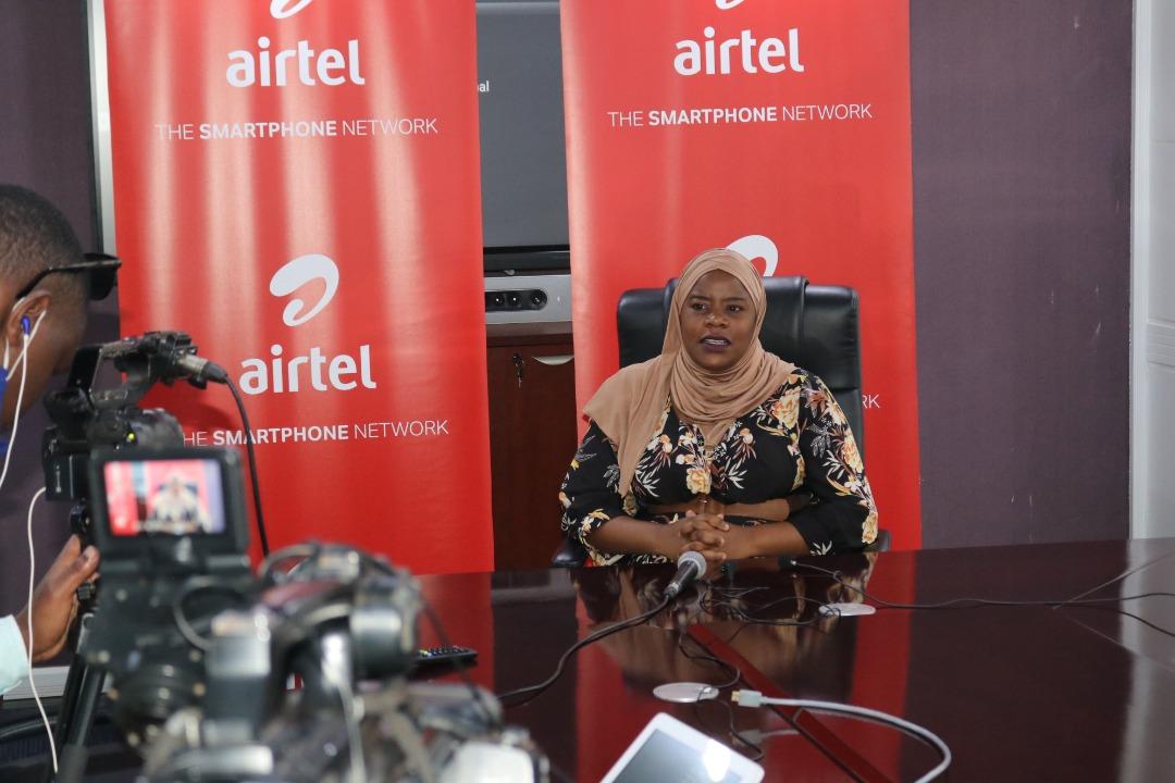 Ms. Joweria Nabakka Zziwa, Head of Data, Devices and New Product Development at Airtel Uganda (PHOTO/Courtesy).
