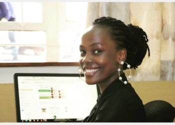 Judith Grace Amoit is the Asst. Publicity Officer at River Flow International-Science Teachers' Initiative (PHOTO/Courtesy).