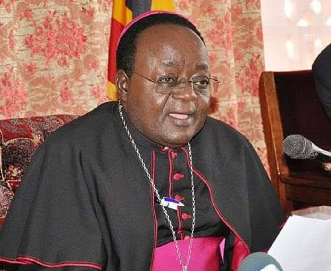 The Late Archbishop Cyprian Kizito Lwanga (PHOTO/File).