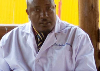 Uganda Medical Association Secretary General Dr Mukuzi Muhereza (PHOTO/File).