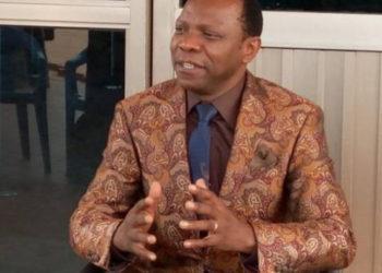 Pastor Jackson Ssenyonga (PHOTO/File).