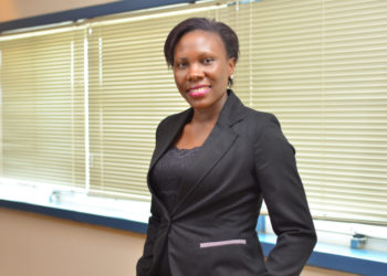 Ms Milly Kyolaba, the segment Manager, Business Banking at Stanbic Bank (PHOTO/Courtesy).