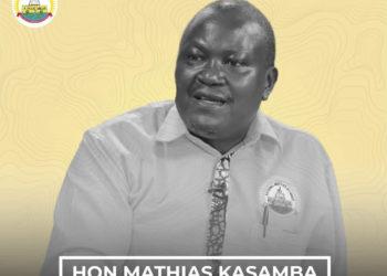 NRM top boss Mathias Kasamba will be buried on Friday (PHOTO/Courtesy).