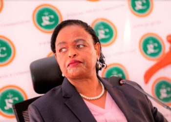 Court of Appeal Judge, Martha Koome poised to become Kenya's first female Chief Justice. (PHOTO/Internet)