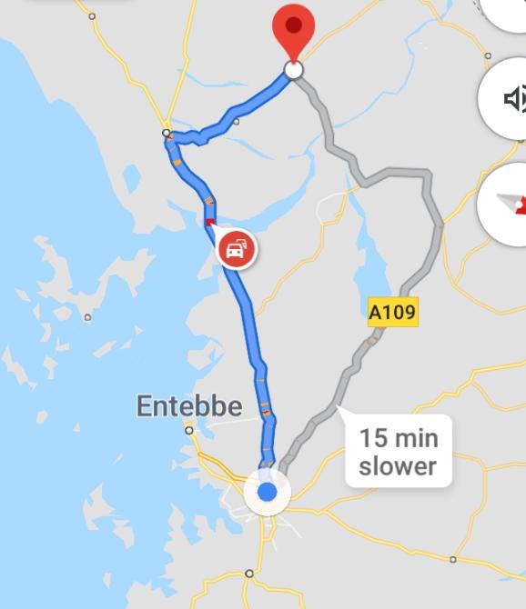 UNRA has advised m all road users intending to use Kampala—Masaka Highway to take advantage of the Mpigi—Kanoni—Sembabule—Villa Maria—Masaka road as an alternative route (PHOTO/Courtesy).