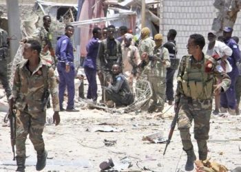 Militants attacked army bases in Somalia on Saturday. (PHOTO/Internet)
