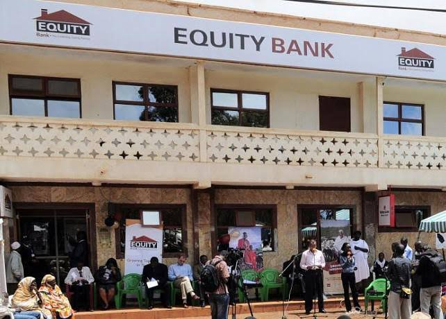 Equity Group Holdings has a strong track record of designing products suited to the needs of SMEs as well as emerging corporates (PHOTO/Courtesy).