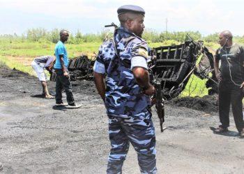 Burundi authorities claim attacker on several vehicles were bandits. (PHOTO/Internet)