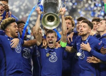 European Champions. (PHOTO/Internet)