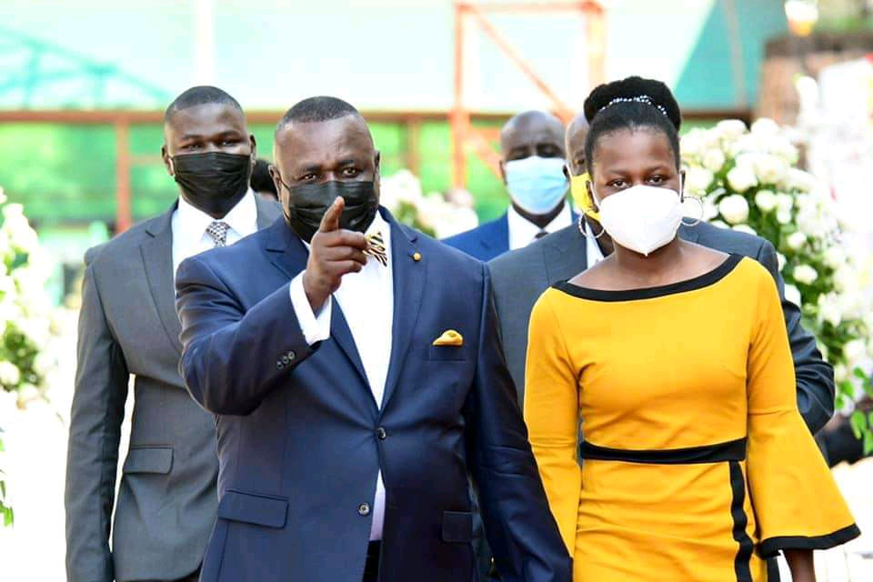 Omoro county MP Jacob Oulanyah is the 11th Parliament Speaker (PHOTO/Courtesy).